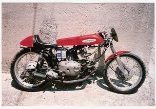 Aermacchi Harley-Davidson 350 1959 D