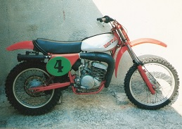 Beta 250 Cross 1978 D