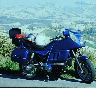 BMW K 100 LT 1989