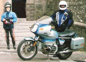 BMW R 100 RS 1985 N° 385 di 500