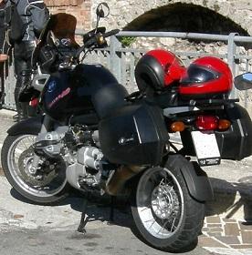 BMW R 1100 GS Tutta Nera 1998