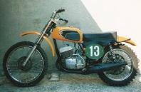 CZ 250 1972 S
