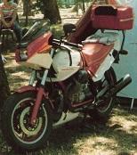 Guzzi Lemans Siena 1987