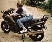 Honda CBR 1100 XX 1996
