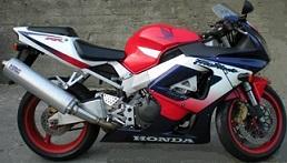 Honda CBR 900 RR 2000