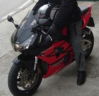 Honda CBR 900 RR 2003