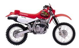 Honda XR 600 R 1997 Ragni