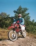 Honda XR 650 R 2001 Uscerno