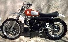 Husqvarna 250 1974 S