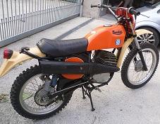 Mondial 125 Regolarità 1974-79 D