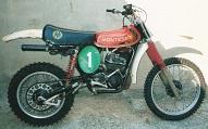 Montesa 250 VB d