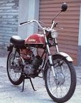 Morini Corsarino 50 ZZ 1967 D