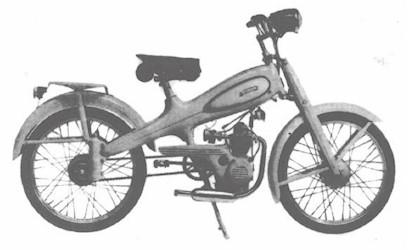 Motom 48 1964