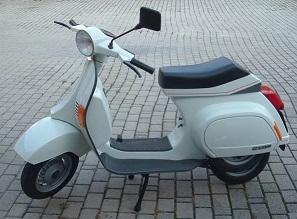 Vespa 50 ET3 4 M 1990