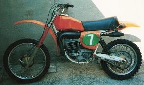 Villa CR 250 1976 S