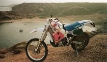 Yamaha 250 WR 1992