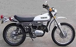 Yamaha DT 360 1970