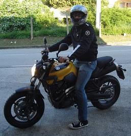 Yamaha MT 03 2010