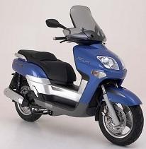 Yamaha XC 300 Versity 2004