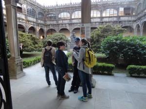 18 Santiago de Compostela