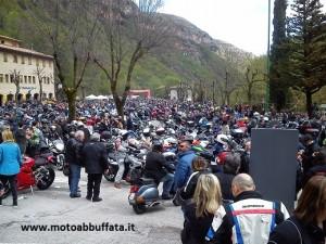8 Motoraduno Madonna dell'Ambro 2016